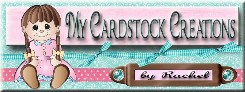 My Cardstock Creations