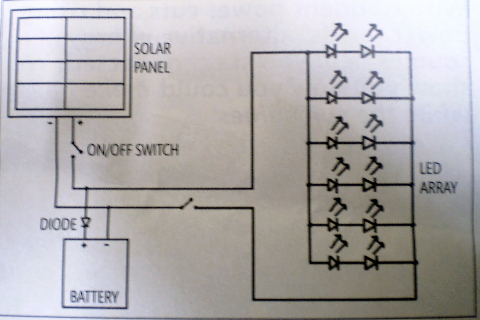 Gadgets And Everything Led Array Wiring Diagram After You Have Assembled The Lamp O Put It In A Enclosure Can Use Shoebox Or Something Like That To House