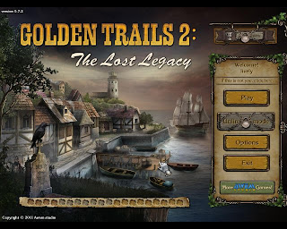 Golden Trails 2: The Lost Legacy (BETA)