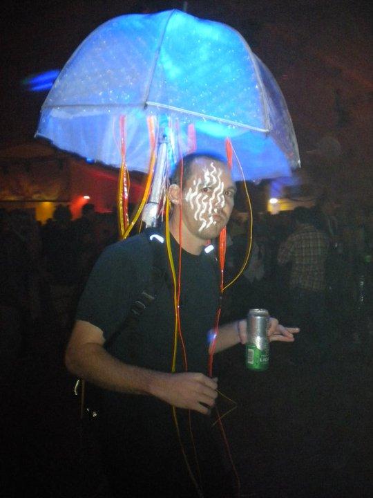EL Wire Costumes