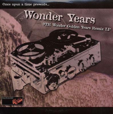[专辑下载]9th Wonder - Wonder Years 9th Wonder Golden Years Remix LP (2009)  - chanel115 - 欧美音乐下载.....
