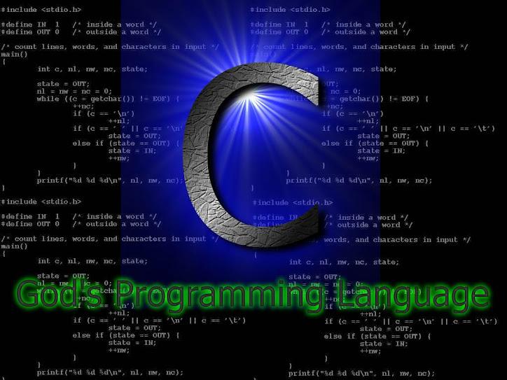 Belajar Bahasa Pemrograman C