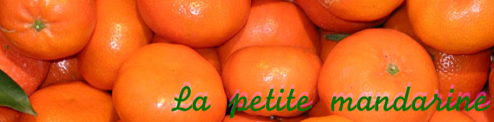 la petite                                                                       mandarine