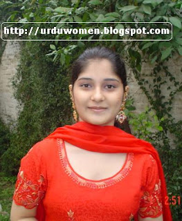 URDUWOMEN:Desi Girl Urdu Poetry Greeting Card