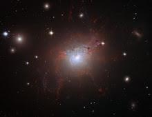 Vega estrella alfa de la Lyra