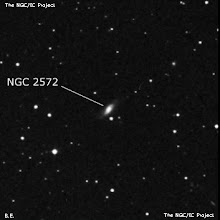 Aran 161 Galaxia NGC 2572