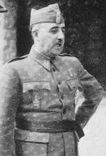 Franco, un militar que ejerció de otra cosa