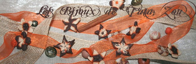 Les Bijoux de Tata Zou, Création Fimo
