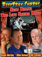 Ah pity da fool who don't wear a seat belt!