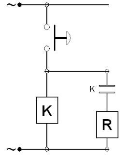 Interlock Kontaktor On Off Kontaktor