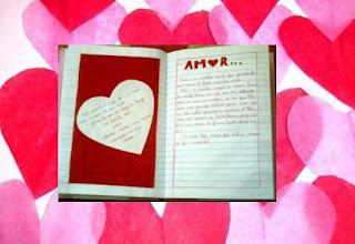 caderno de viagem para namorado