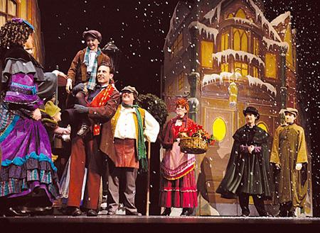 Ticket King Minneapolis: Guthrie Theater Christmas Carol Tickets