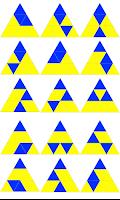 Un triángulo externo