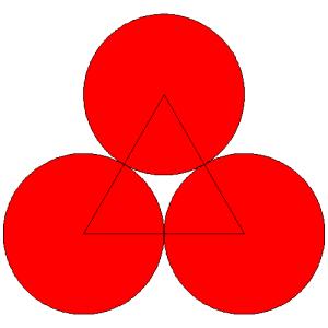 Tres esferas