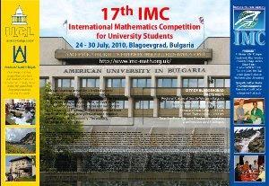 Cartel IMC año 2010