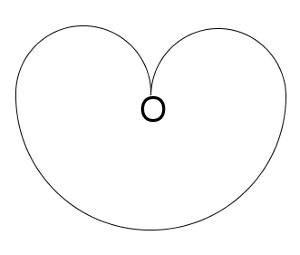 Tres semicírculos