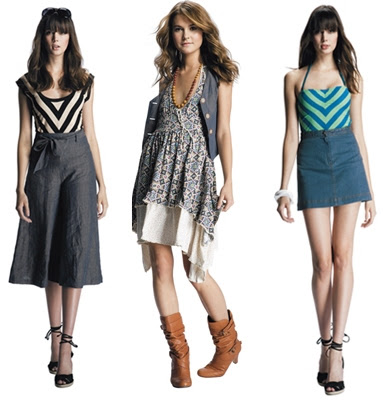 newest Go International designer collection for Target, Jovovich-Hawk.