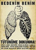 Tütünüme Dokunma!