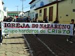 Desfile Cívico de Corumbá de Goiás