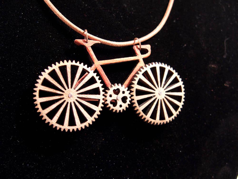[bike+pendant]