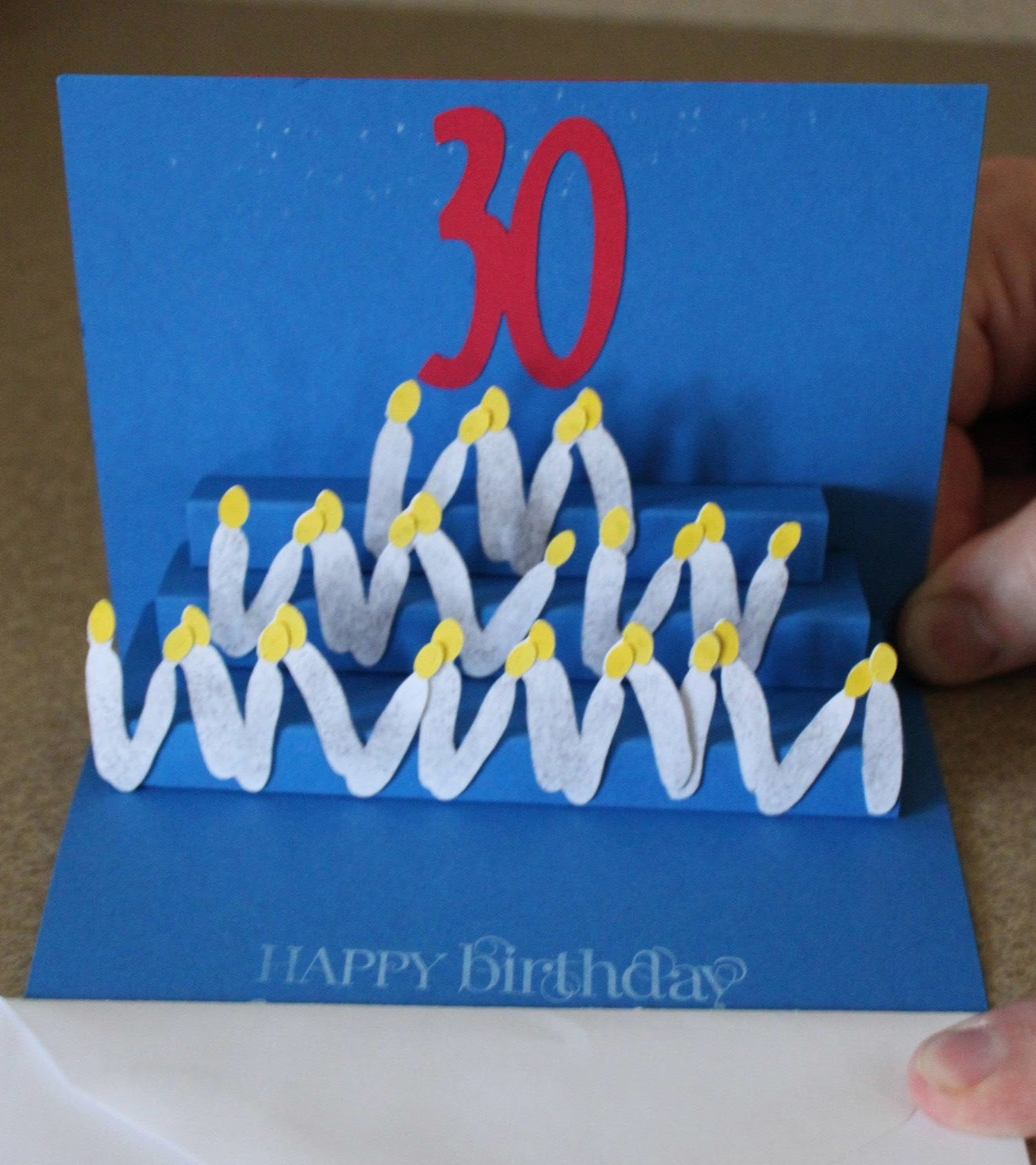 Cinthia s creative spot Birthday Card