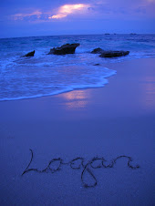 His Name Written in the Sand