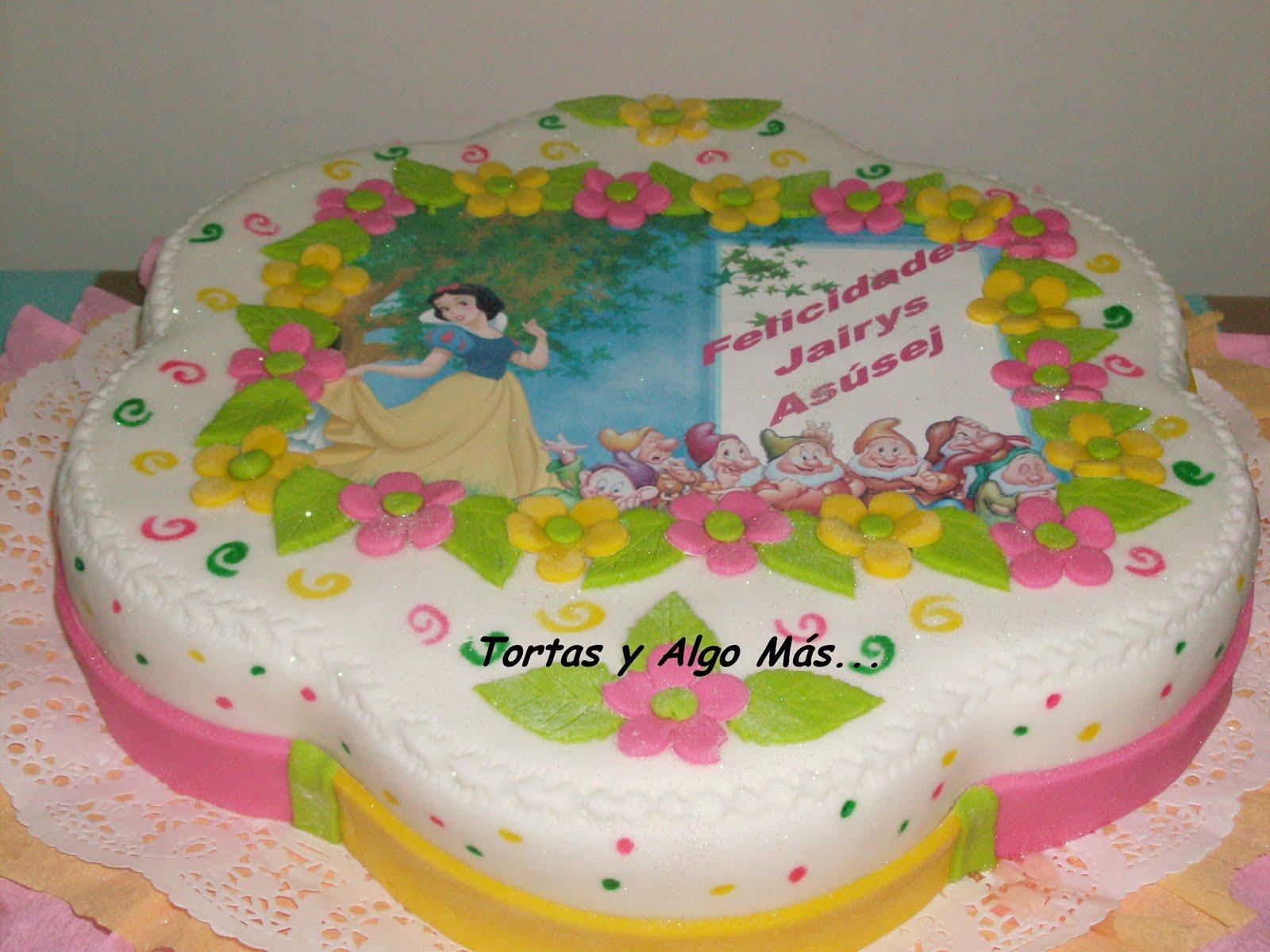 Tortas y Algo Más: Blancanieves