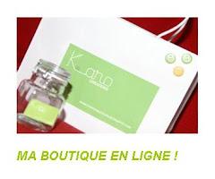 Visitez ma boutique
