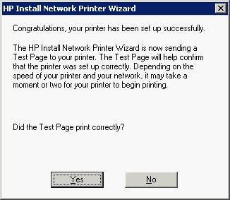 HP Printers - HP Printer Install Wizard Support is Retired