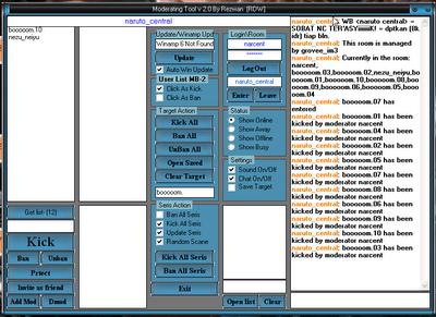 Moderating Tool v2.0