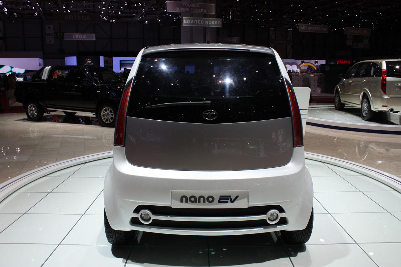Best Car Modification Tata Nano Ev Wallpapers