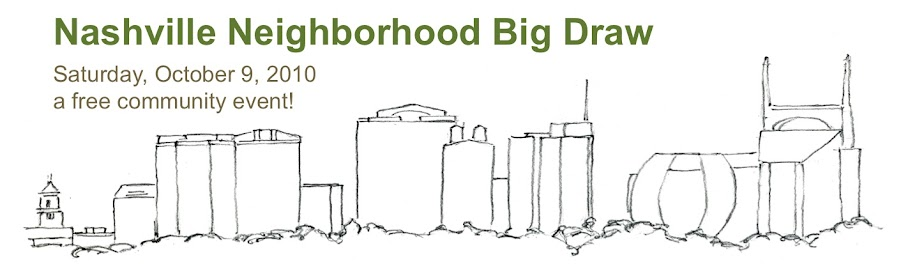 Nashville Neighborhood Big Draw