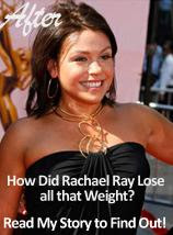 Rachael Ray Diet Blog My Personal Weight Loss Story (and Rachael Ray's