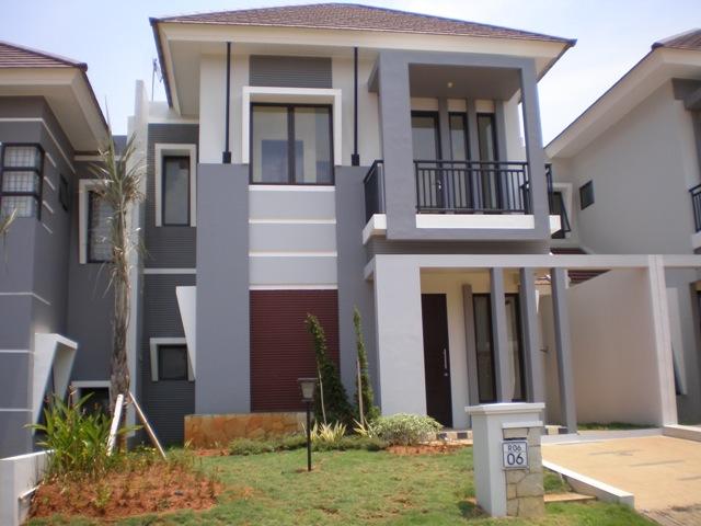 contoh desain rumah 4