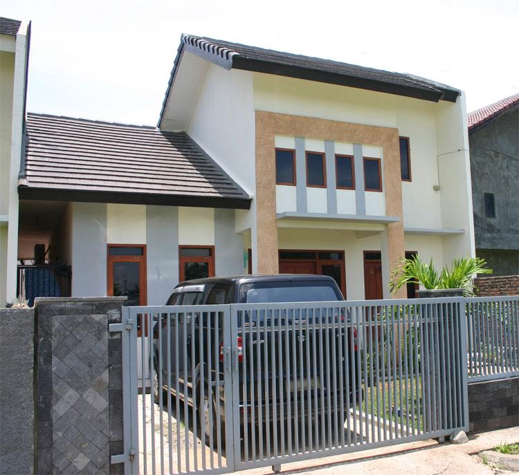 RENOVASI RUMAH ATAU BANGUN BARU: contoh desain rumah 12
