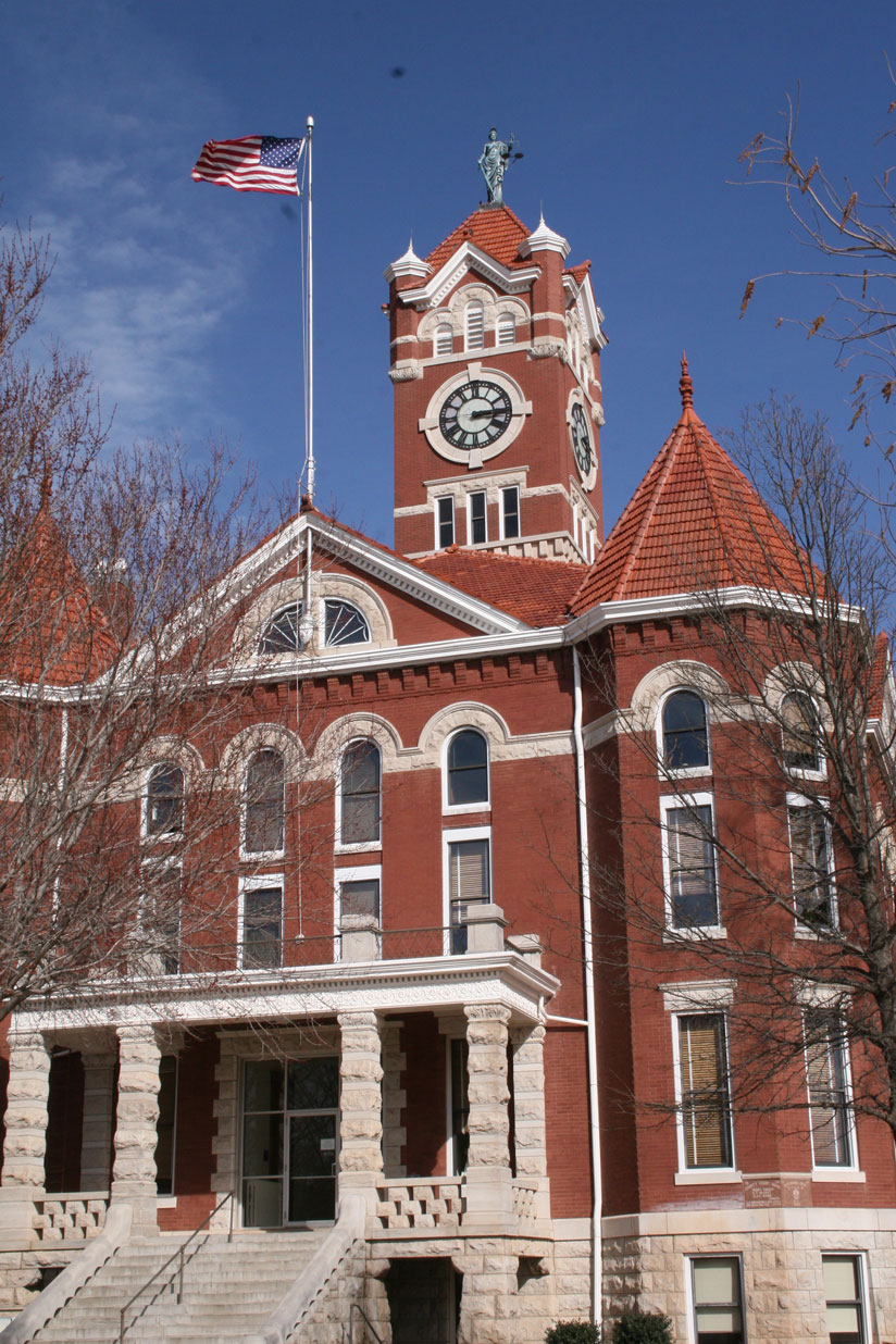 Kansas phillips county kirwin - Harper County Harper County Courthouse In Anthony