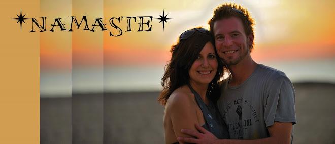 Mateo and Rachael
