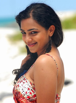 Nithya Menen Hot Wallpapers