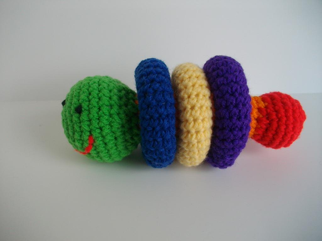 CROCHET CATERPILLAR FREE PATTERN Crochet Patterns