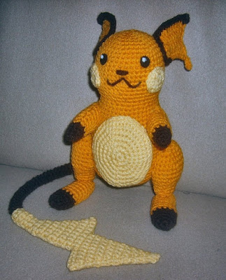 Pokemon Crochet Pattern Directory by Taikxo on deviantART