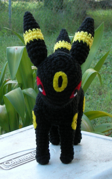 WolfDreamer: Umbreon Plushie