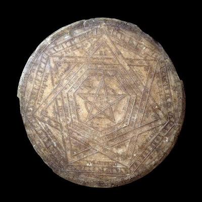 John Dee - Los libros condenados. Hallazgo:su espejo mágico era de origen mexicano Untitled