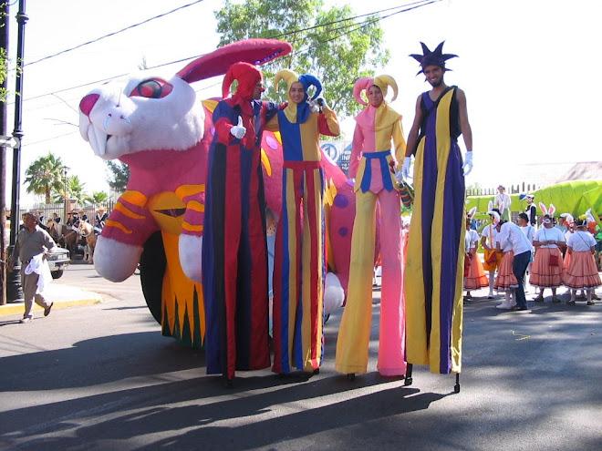 Los Juglares Gigantes de Veracruz