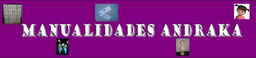 Manualidades Andraka