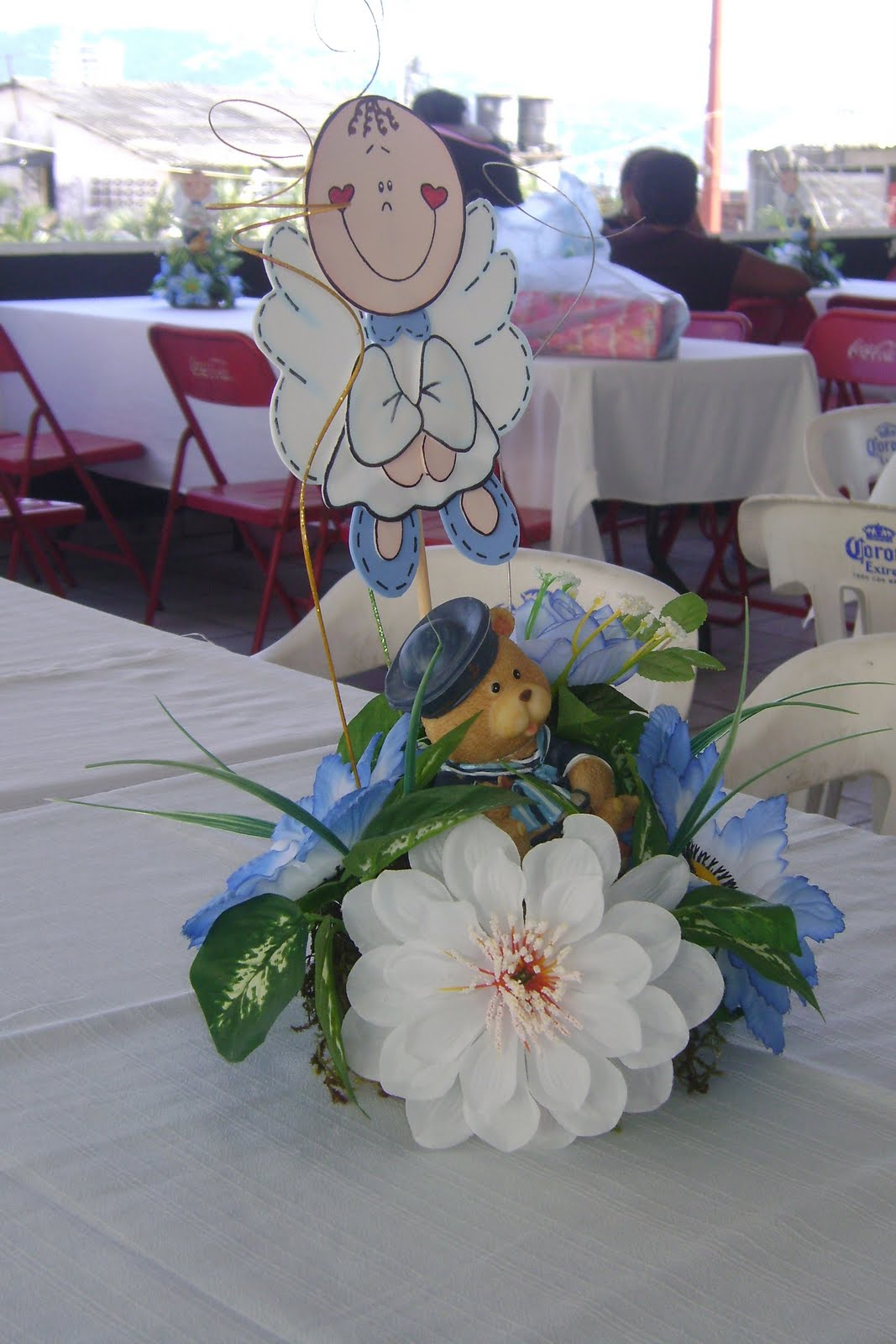 Bautizo Decoracion Manualidades ~ domingo, 15 de agosto de 2010