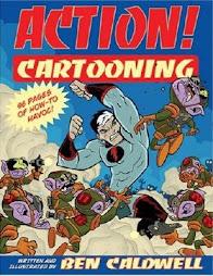 ACTION CARTOONING | Ben Caldwell