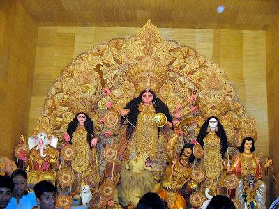 A South Kolkata Puja, 2007