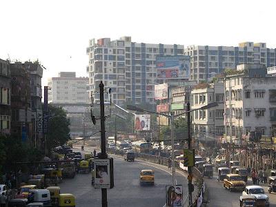 Bidhannagar Crossing