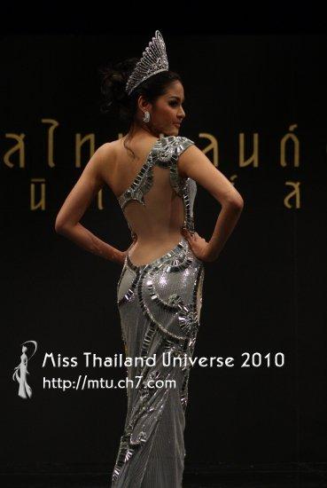 leila lopes miss universe 2011: Miss Thailand Universe 2010 ...