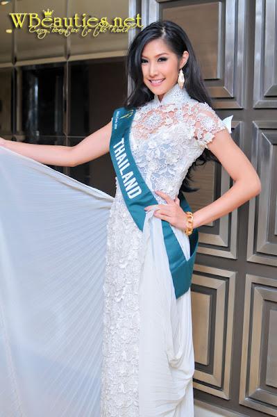 miss earth 2010 ao dai thailand watsaporn wattanakoon
